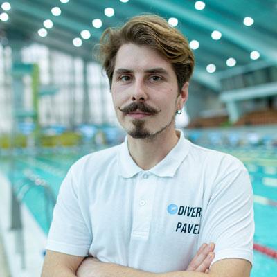 Тренер Павел Савченко